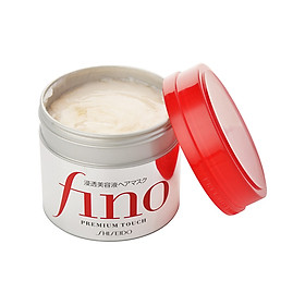 Japan Shiseido Fino Premium Touch High Performance Infiltration Hair Mask 230g