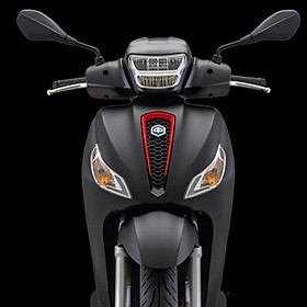 Xe máy Piaggio Medley 150 S ABS LED - TRẮNG