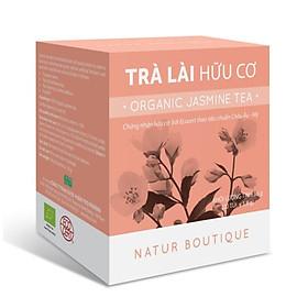 Trà lài hữu cơ Fito ,20 túi lọc (Organic Jasmine Tea)