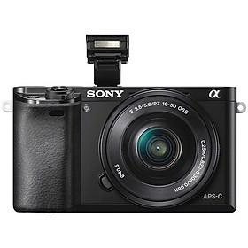 Máy Ảnh Sony A6000 Đen | Kit 16-50 Đen | Chính hãng
