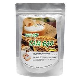 Tinh Bột Cám Gạo Sữa Catchy (200g)