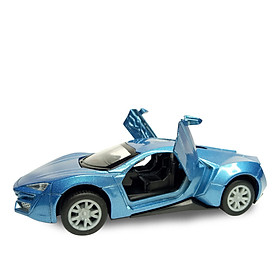 Xe mô hình Lykan Hypersport YASINI  F1104-1M