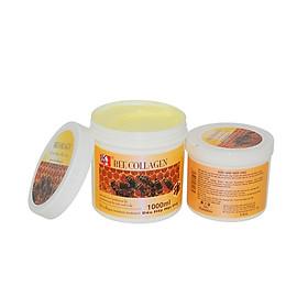 Dầu hấp dưỡng tóc LK tinh chất Collagen Mật Ong 500ml - 1000ml (Bee Colagen Repair Hair Treatment)-3