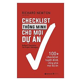 Checklist Thông Minh Cho Mọi Dự Án (Tặng Cây Viết Galaxy)