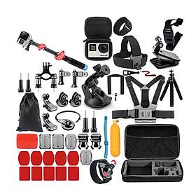 Bộ Công Cụ Hỗ Trợ Và Bảo Vệ Camera Ngoài Trời Gopro 6 5 4 3 Kit