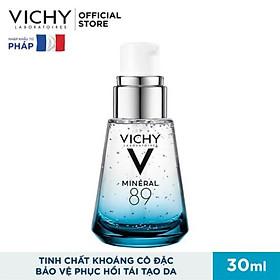 Tinh Chất Khoáng Cô Đặc Giúp Phục Hồi Và Bảo Vệ Da Vichy Minéral 89 (30ml)