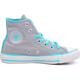Giày Sneaker Unisex Converse Chuck Taylor Size Zip Hi Plimsolls 547208V