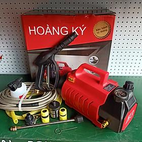 máy phun xịt rửa xe cực khỏe công suất 2400 có chức năng điều chĩnh áp