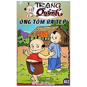 Truyện Tranh Trạng Quỷnh - Tập 402: Ông Tôm Bà Tép