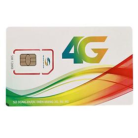 Sim 4G Viettel D500 Trọn Gói 1 Năm (4GB/THÁNG) Không Nạp Tiền - Hàng Chính Hãng