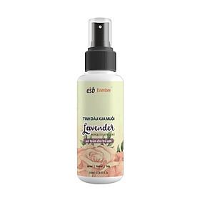Tinh dầu xịt xua muỗi Lavender – Essenbee – 100ml