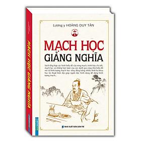 Sách - Mạch học giảng nghĩa (bìa cứng)