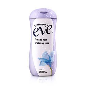 Dung Dịch Vệ Sinh Phụ Nữ SUMMER'S EVE (237ml) - Dành Cho Da Nhạy Cảm