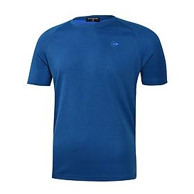 Áo thun thể thao Nam Dunlop - DASL9080-1 thoáng khí co giãn tốt phù hợp vận động thể thao cầu lông tennis tập gym