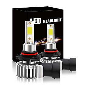2pcs Auto LED Headlight Bulb MINI 9005 9006 24W  Headlamp Conversion Kit