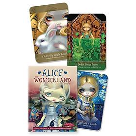 Bộ Tarot Alice The Wonderland Oracle Bài Bói New