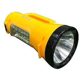 Đèn Pin LED Điện Quang ĐQ PFL07 R YBL (Pin sạc, Vàng- Đen)
