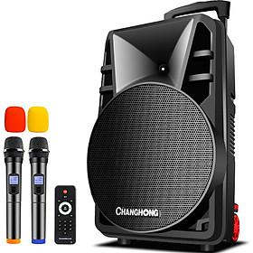 Hình đại diện sản phẩm Loa Bluetooth Di Động Kèm Microphone Không Dây Changhong CYD-121