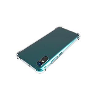 Ốp lưng dẻo trong chống sốc dành cho Xiaomi Redmi 9A