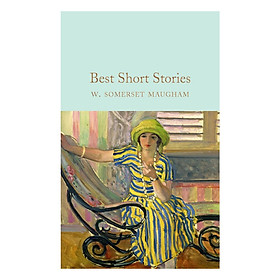 Macmillan Collector's Library: Best Short Stories (Hardback)