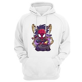 Áo Hoodie Người Nhện Infinity War Marvel