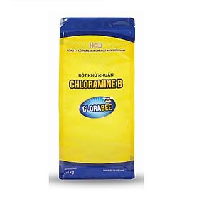 Bột Khử Trùng, Khử Khuẩn Cloramin B 25%  - Khử Trùng Nhà Ở, Văn Phòng, Xe, Đồ Chơi Trẻ Em, Nguồn Nước