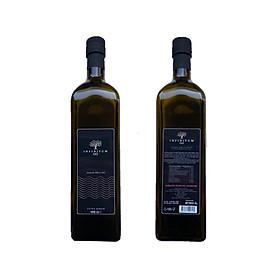 Dầu Oliu cao cấp nguyên chất tự nhiên 100% INFINITUM Extra Virgin Olive Oil 1 lít  nhập khẩu nguyên chai từ Thổ Nhĩ Kỳ-phù hợp cho cả trẻ em, người già, người ăn chay và ăn kiêng