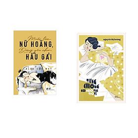 Combo 2 cuốn sách: Muốn làm nữ hoàng, đừng yêu như hầu gái + Tiếng Chuông Gọi Người Tình Trở Về