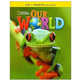 Our World 1: Workbook with Audio CD (Our World British English)
