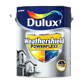 Dulux Weathershield Powerflexx Bề Mặt Mờ Màu Tím 15