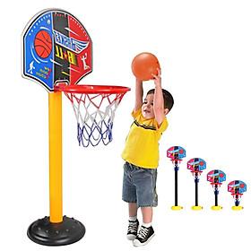 Bộ đồ chơi bóng rổ vận động cho bé