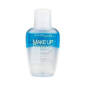 Combo Mascara Maybelline Volum' Express Hyper Curl (9.2ml) Và Nước Tẩy Trang Mắt Môi Maybelline – 40ml-1