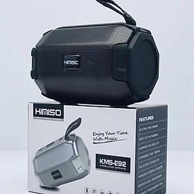 Loa bluetooth mini Kimiso KMS-E92 hỗ trợ nghe USB, khe thẻ nhớ, đài radio FM, cắm dây AUX (màu ngẫu nhiên) HÀNG NHẬP KHẨU