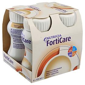 Combo 2 Lốc Sữa Forticare vị Capuchino ( lốc 4 chai)