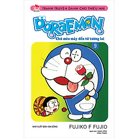 Sách – Doraemon Truyện Ngắn – Tập 9