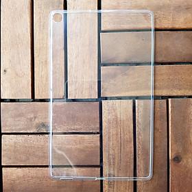 Ốp lưng silicon trong suốt cho Samsung Galaxy Tab A 10.1 inch 2019 T515, T510 - Hàng nhập khẩu