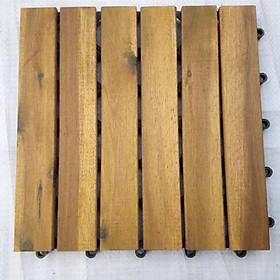 Bộ ván sàn gỗ 6 Nan - 10 tấm
