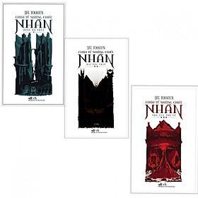 Combo 3 Cuốn Tiểu Thuyết Chúa Tể Những Chiếc Nhẫn: Đoàn Hô Nhẫn + Hai Tòa Tháp + Nhà Vua Trở Lại (Tặng kèm bookmark)