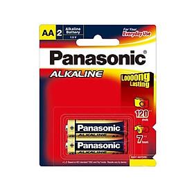 Bộ pin tiểu AA Panasonic 1,5V - Hàng chính hãng