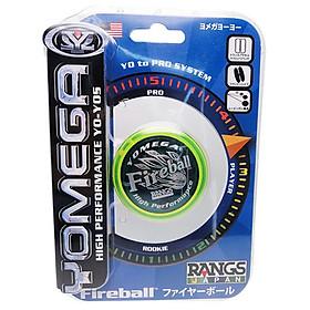 Đồ Chơi YoYo Fireball Yomega Rangs Japan Nhật Bản 4936560120475 (Giao màu ngẫu nhiên)