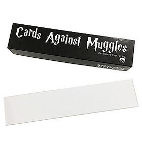 Trò Chơi Boardgame Thẻ Bài Cards Against Muggles -  ODD Phiên Bản Harry Potter Tiếng Anh Chất Lượng Cao