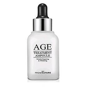 AGE INTENSE TREATMENT AMPOULE - Tinh chất dưỡng da mặt