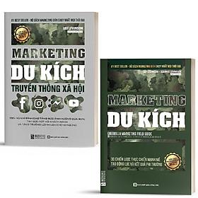 Sách - Combo Marketing Du Kích
