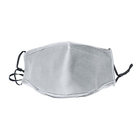 Dust Mask with 2 Replaceable Inner Filter Pad Anti-Fog Anti-Pollution Anti-Dust Mask, Unisex Mouth Mask, Cycling Face