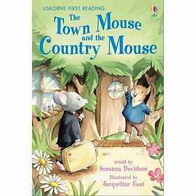 Usborne First Reading Level Four: The Town Mouse and the Country Mouse