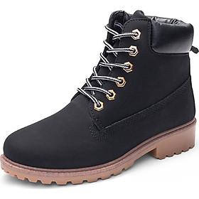 Boot nữ Martin chuẩn sành điệu đen GBN18501