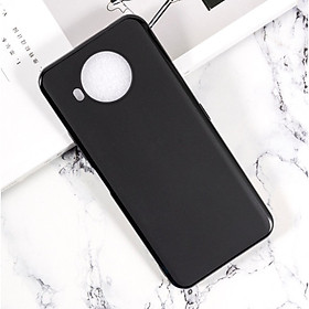 Ốp Lưng Dẻo Mỏng Đen Cho Nokia 8.3