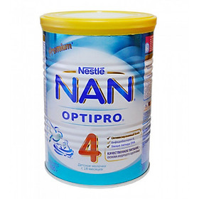 Sữa Bột Nestlé NAN Nga Optipro 4 (400g)
