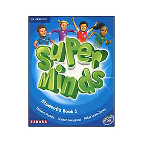 Super Minds 1 - Student's book
