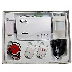 Hệ thống báo động trung tâm GSM V3